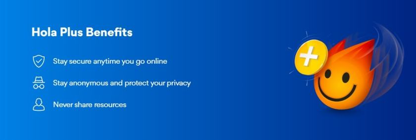 Hola Free VPN - Hola plus benefical