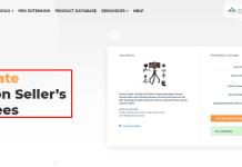 Amazon - FBA - Calculator - AMZScout