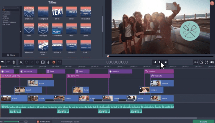 Movavi - Video - Editor - Free - Download - Video - Editing - Software