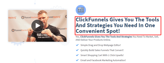 clickfunnels trial - Marketing Funnels Made Easy