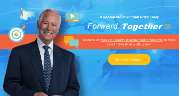 Leading Self Development Courses - Brian Tracy