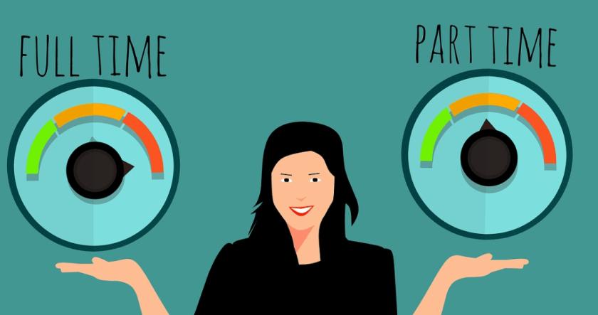 ways to earn money fast - parttime job