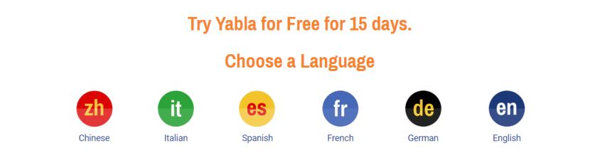 yabla free trail