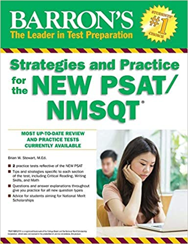 Barrons Strategies and Practice PSAT