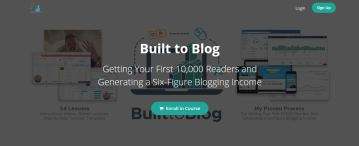 Blogging Courses Built To Blog