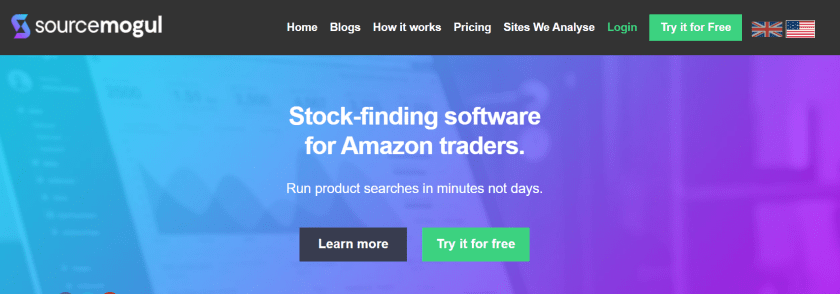 stock-finding software for amazon traders