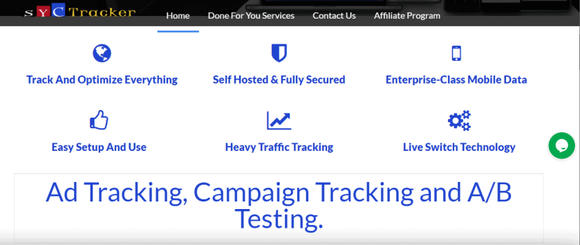 affiliatewp vs syc tracker ad tracking