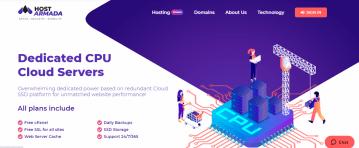 Dedicated CPU Server Hosting