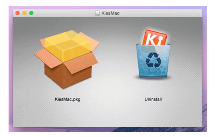 Android File Transfer Uninstall Kies