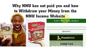 WHY NNU INCOME DON'T PAY AFFILIATES
