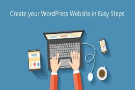 CREATE WEBSITE USING WORDPRESS: Domainking.Ng Hosting