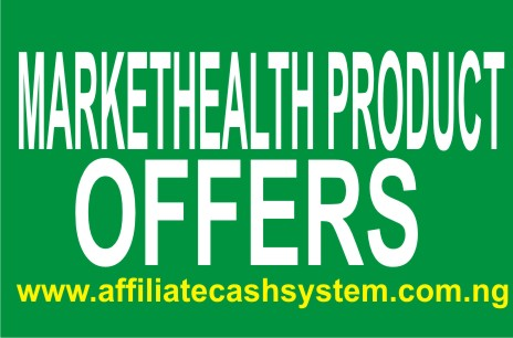 MARKETHEALTH PRODUCT OFFERS THAT HELP TO LOOSE WEIGHT.