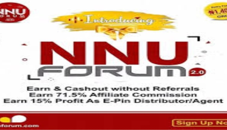 HOW TO JOIN NNU FORUM AND MAKE AT LEAST 100K MONTHLY