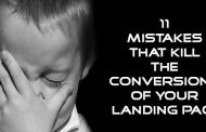 11 Mistakes That Kill the Conversions of Your Landing Page