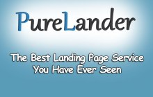 PureLander Review – Landing Page Service