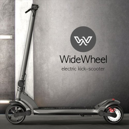 Mercane 1000w Widewheel Electric Scooter Full Review