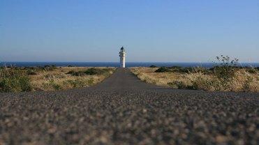 In giro per l'isola di Formentera