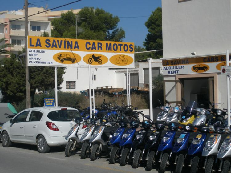 Cars Motos La Savina