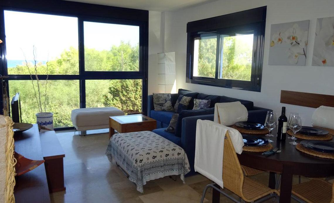 Appartamenti Mar de Pujols - Affitta una casa a Formentera