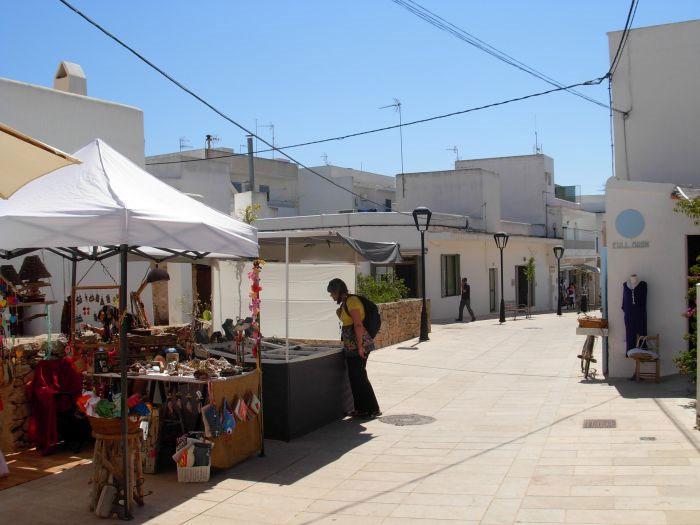 Mercatino a San Francesc - Formentera