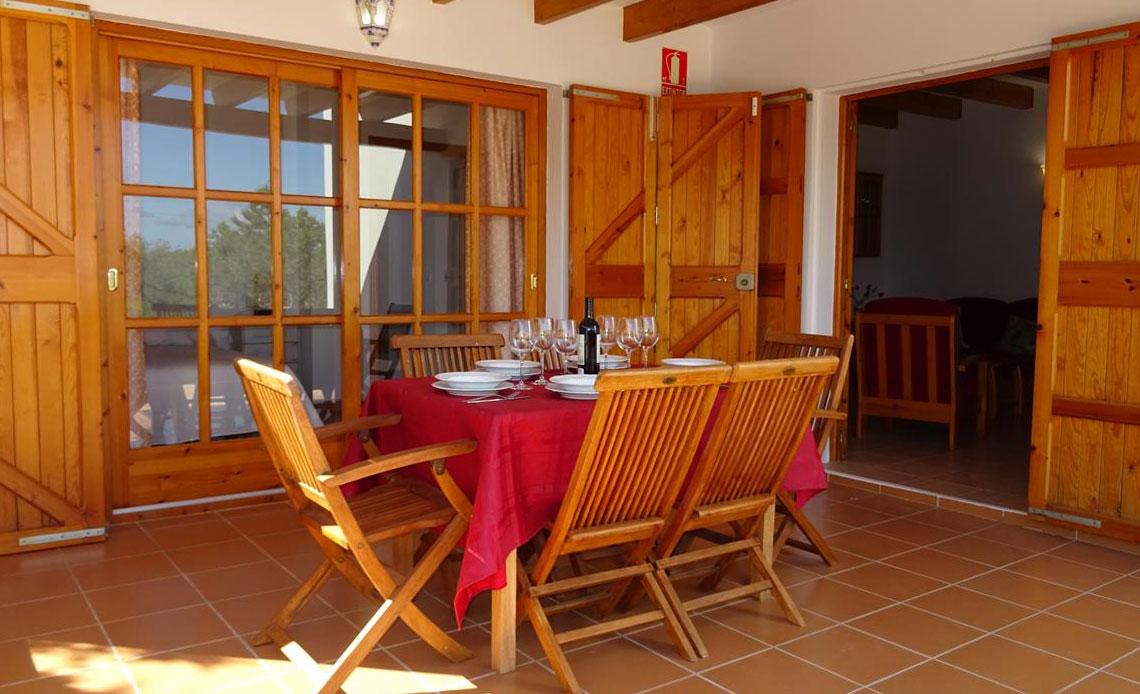 Villa Victor - Affitta una casa a Formentera