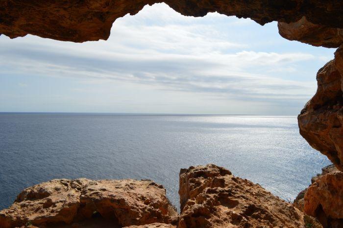 Grotta di Cap de Barbaria