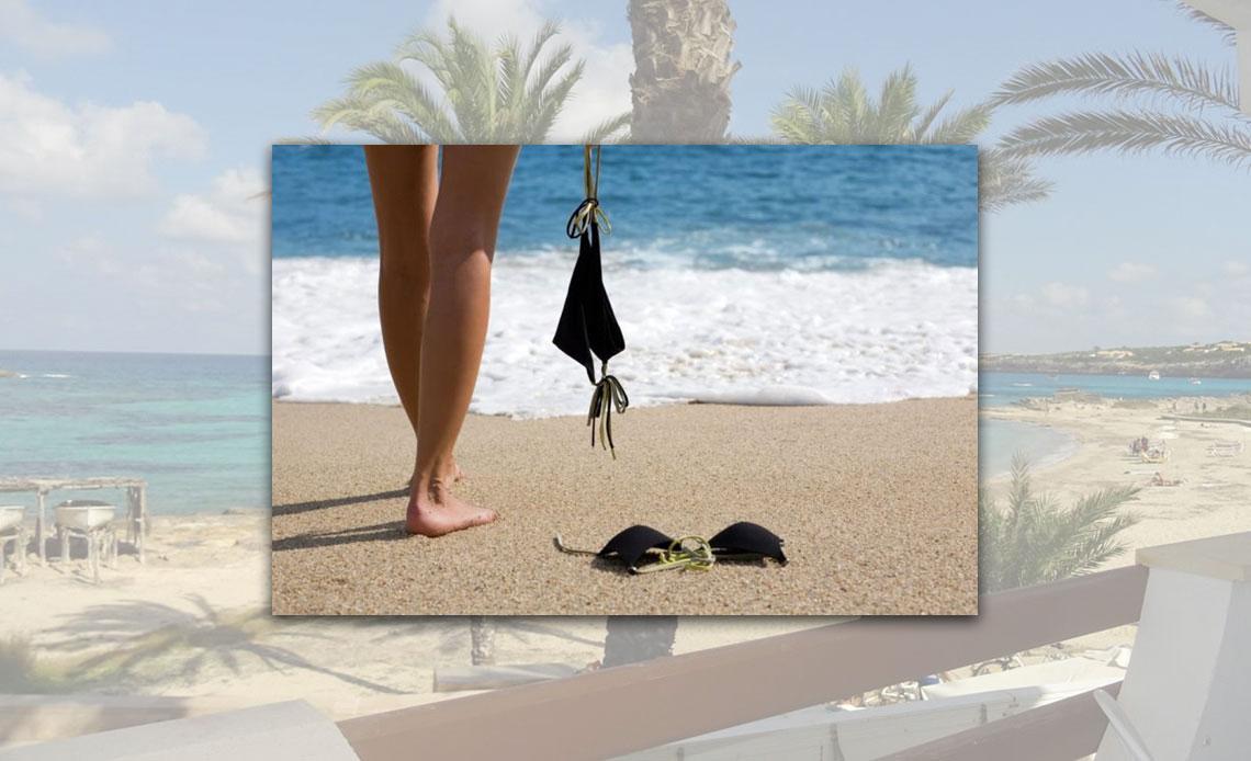 Spiagge nudiste a Formentera