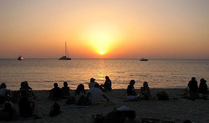 I migliori tramonti di Formentera