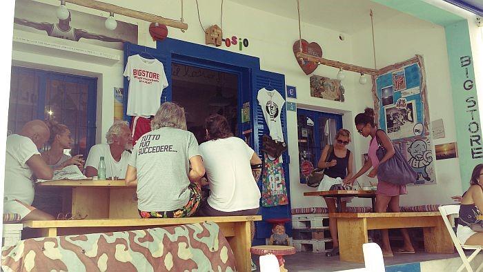 Big Store a Sant Francesc