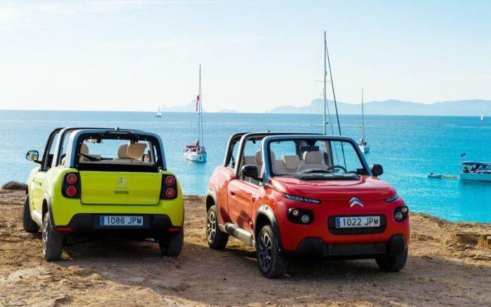 Mehari: l'auto simbolo di Formentera