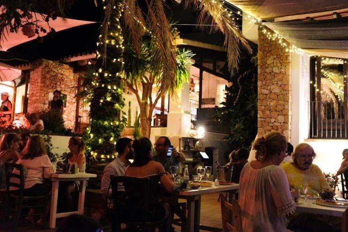 Le migliori pizzerie a Formentera - Sa Panxa