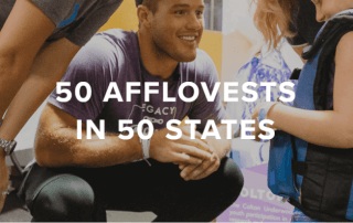 50 Afflovests in 50 states