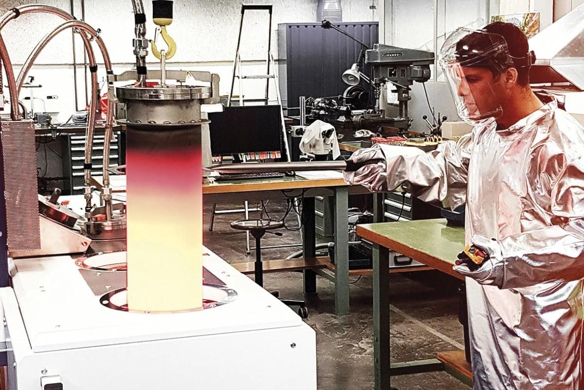 heat treatment job swiss watch affolter geartrain