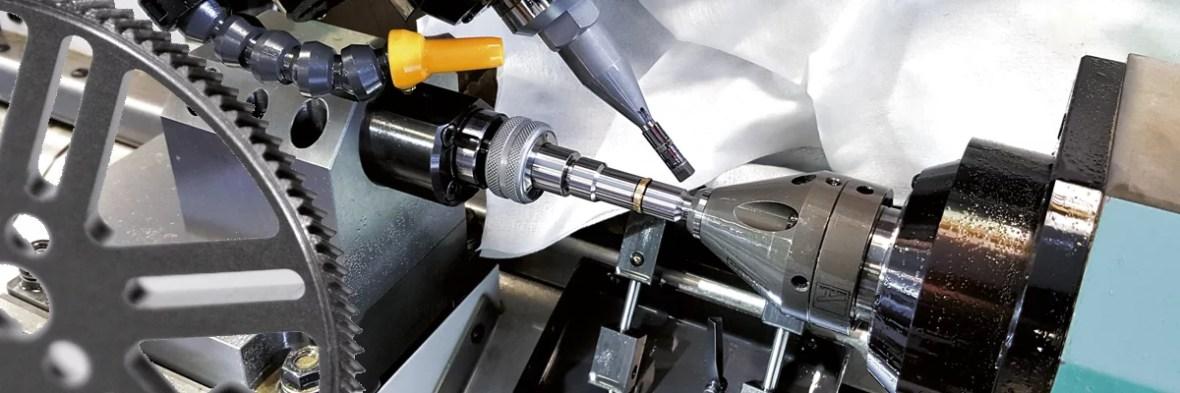 Helical gear application