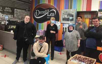 A Sweet SLES Industry Visit