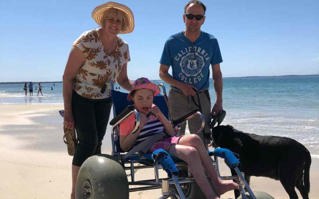 Michelle's Success – Beach, Sun and Surf