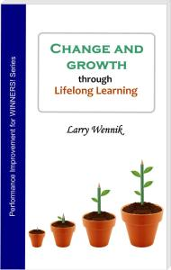 Book cover - Change and Growth