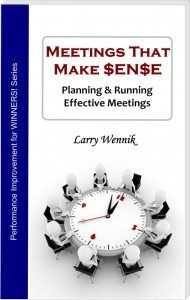 Book cover - Meetings That Make $EN$E