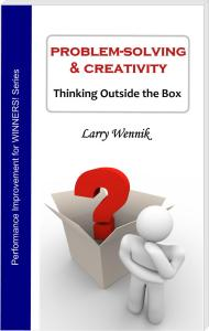 Book cover - Problem-Solving & Creativity
