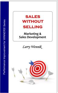Book cover - Sales Without Selling