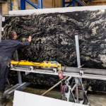 Sensa Indian Black Granite Great Wow Factor At An Affordable Price