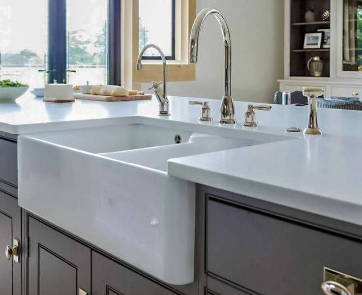 Sink Types Undermount Or Inset A Guide To Sinks For Granite Worktops