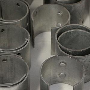Ply-trac splice collar