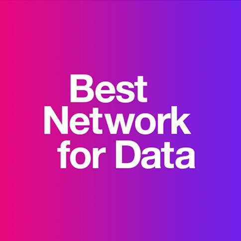 Three Network Benefits - Data