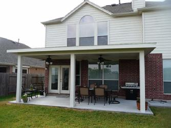 Houston Patio Cover Designs on Covered Back Porch Ideas id=94585