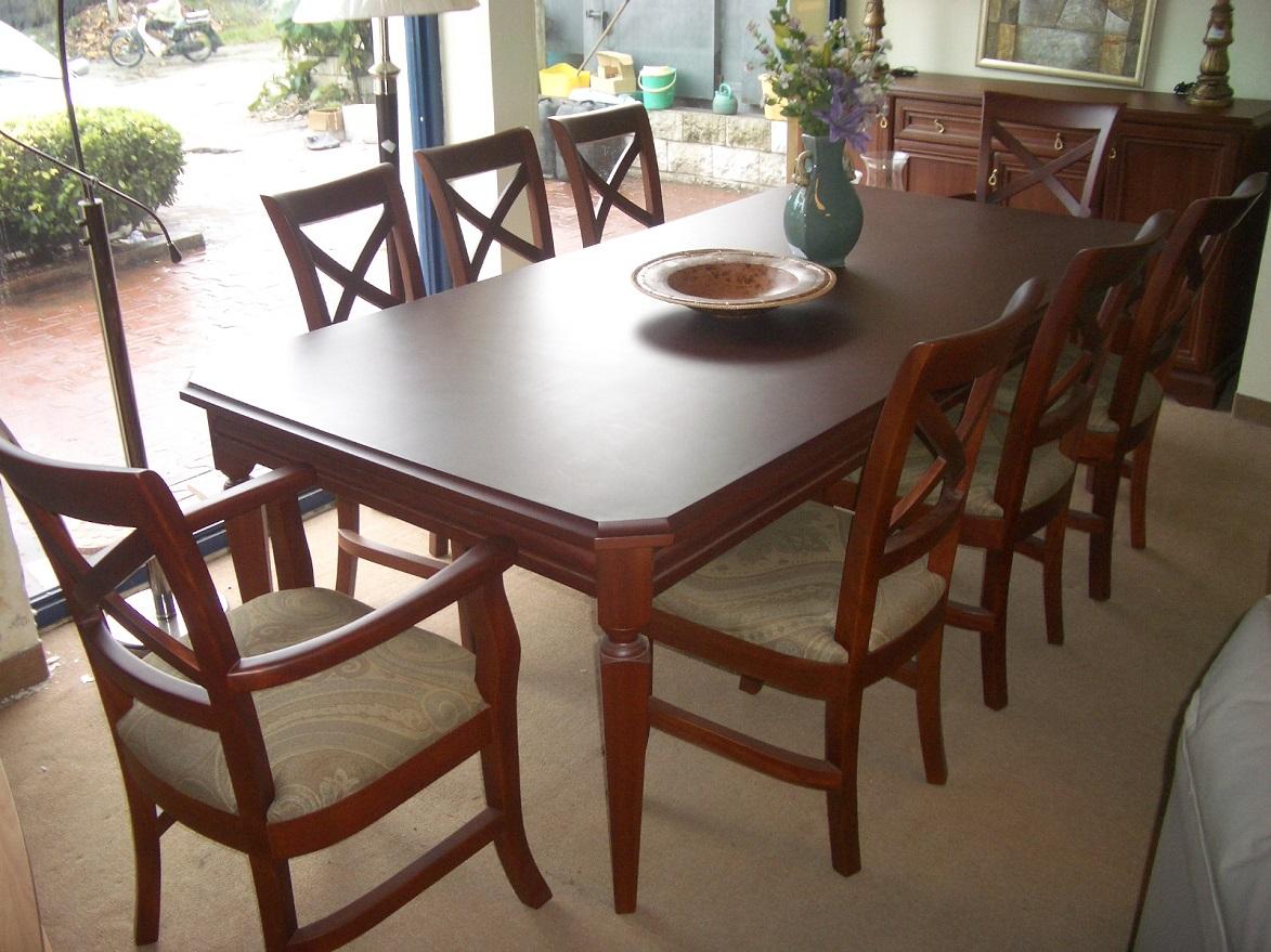 Regency Dining Table American Furniture Galleries