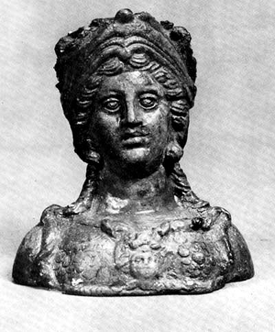 Athena Bust