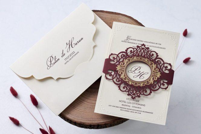Afghan Invitation Wedding Cards In Dari Pashto