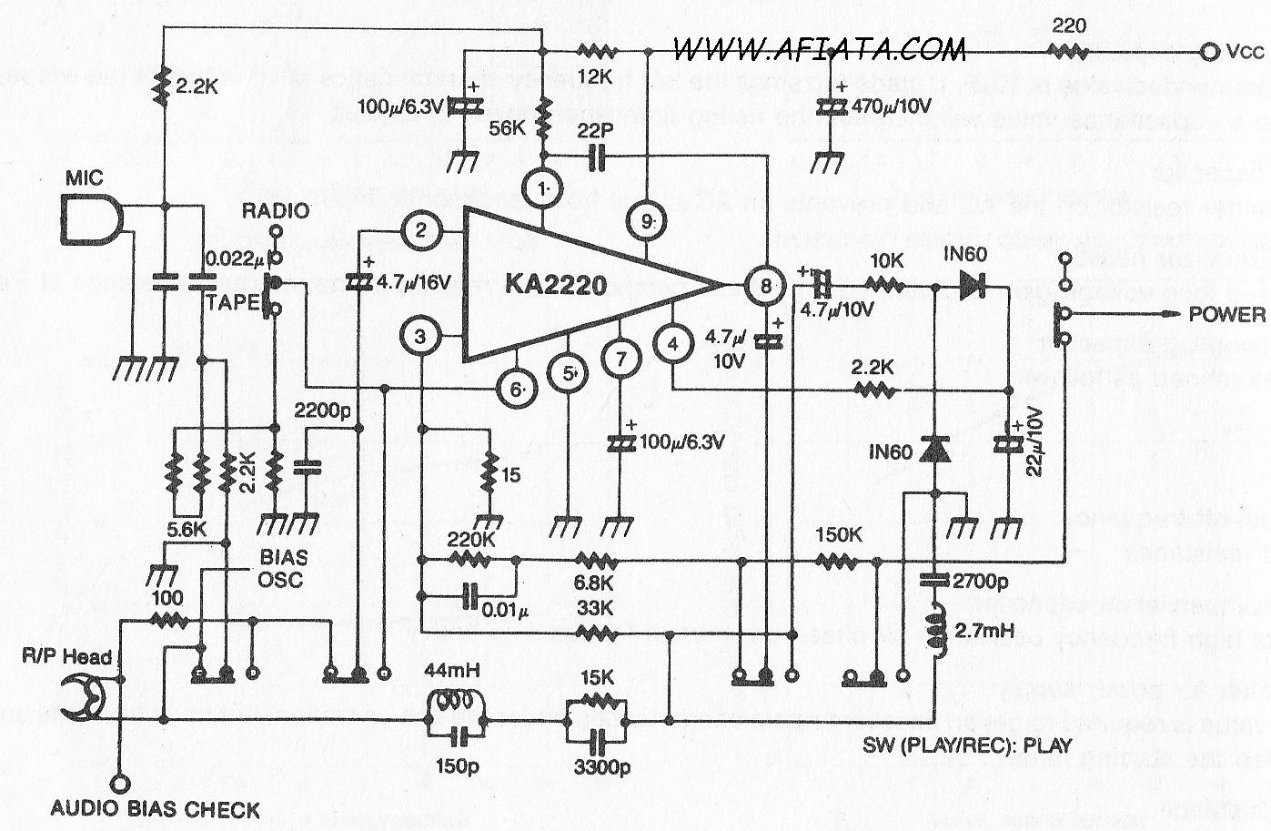 Schematic Symbol For Audio Input