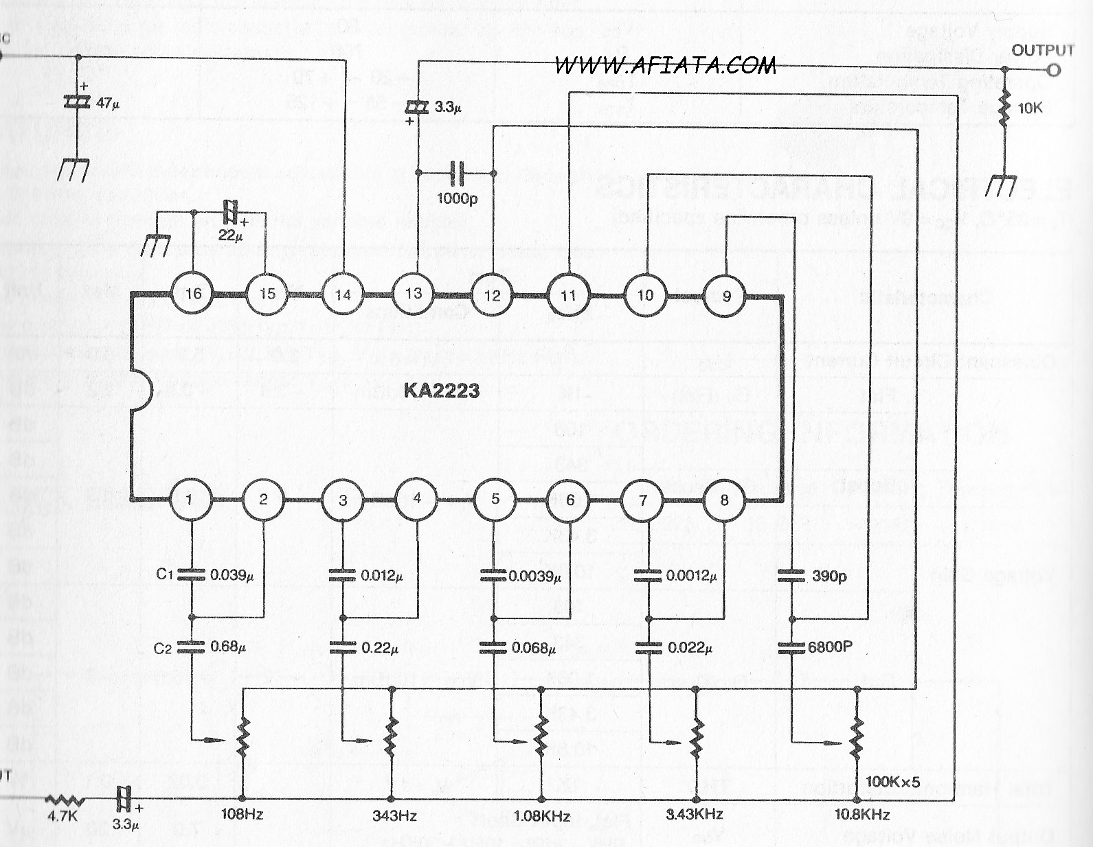 Car Equalizer Wiring Diagram